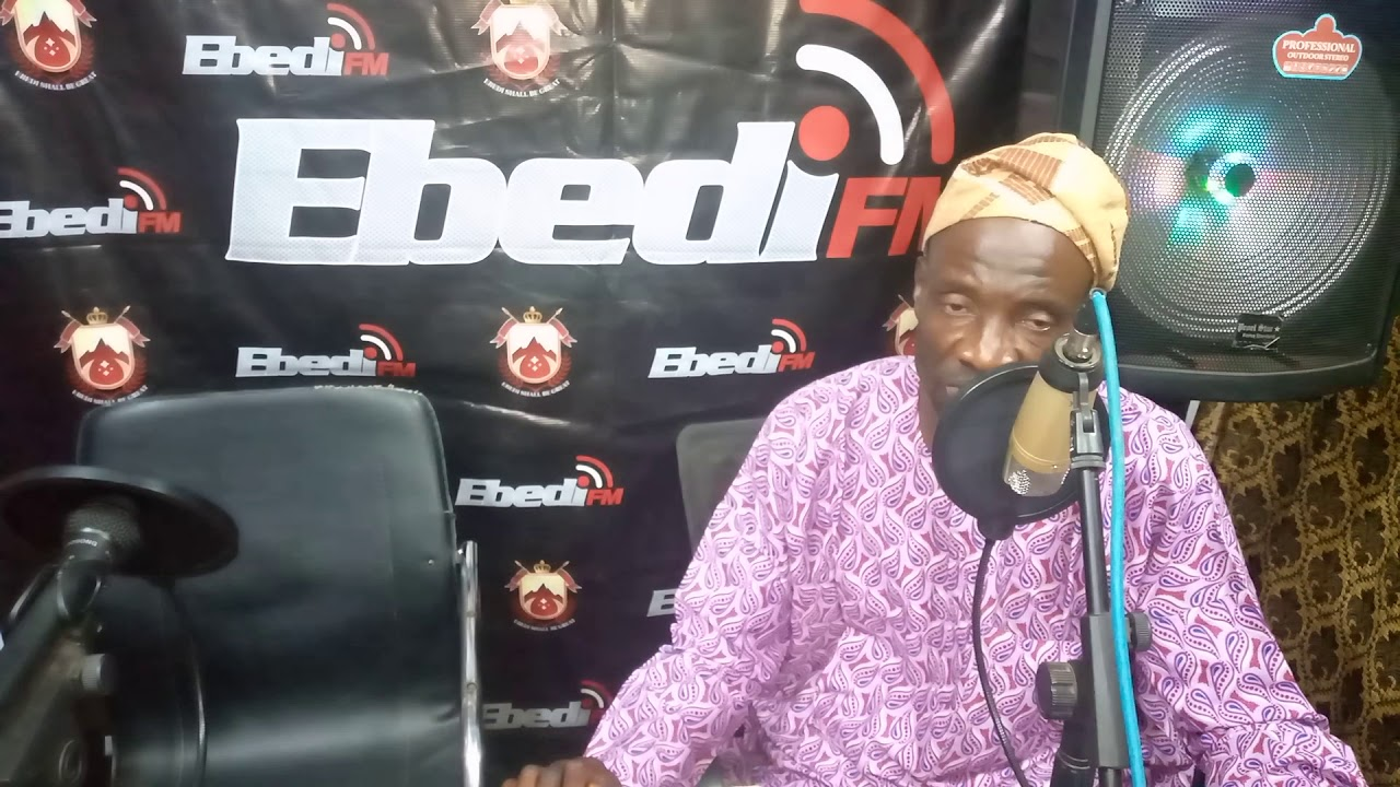 """Download """"YORUBA NIMI"""" with  BAMIDELE JAMIU @EBEDI FM ISEYIN , YOU CAN JOIN US BY CALLING THIS NUMBER"""