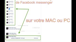 Tutos comment télécharger les son de FB messenger par SIS72