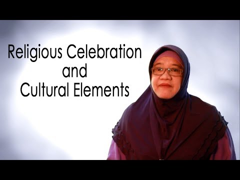 Religious Celebration and Cultural Elements