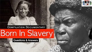 Born in Slavery: Questions & Answers  (1999)
