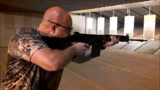British L1A1 Full Auto - Machine Gun - Self Loading Rifle - SLR