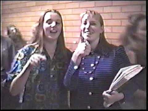 Cedar City High School 1995 1996 Video Yearbook