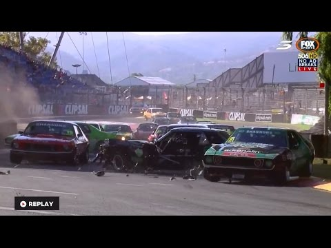 2017 Touring Car Masters - Adelaide - Race 3