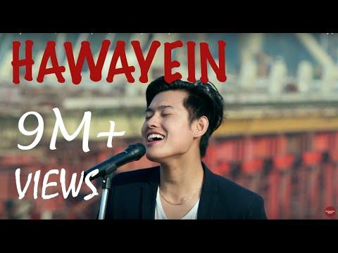 hawayein-cover-|-sonam-topden-|-jab-harry-met-sejal