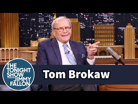 Tom Brokaw Evaluates President Trump
