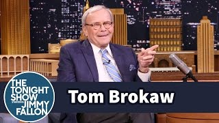 Tom Brokaw Evaluates President Trump's First Week and His War on Press