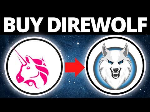 How To Buy Direwolf Coin On Uniswap & MetaMask Wallet