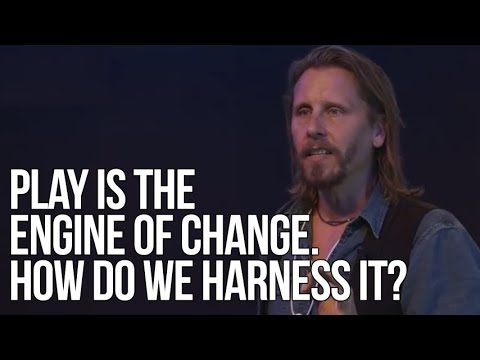 Play Is the Engine of Change. How Do We Harness It? | Beau Lotto