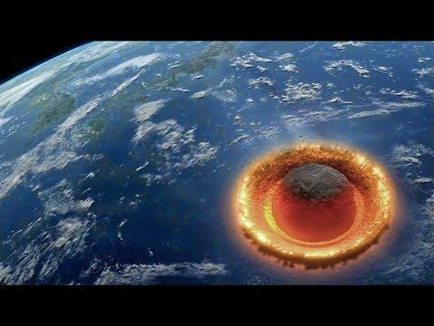 10 Najsilniejszych uderzeń meteorytów w historii