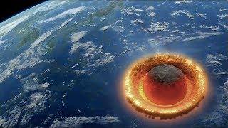 10 Największych uderzeń w historii ziemi