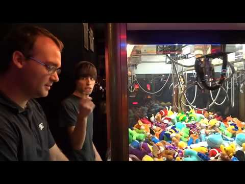 Record Breaking: 33 Claw Machine Wins -  $20!​​​ | ​​​