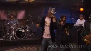 Jam Session with Mint Condition - What Kind of Man Would I Be