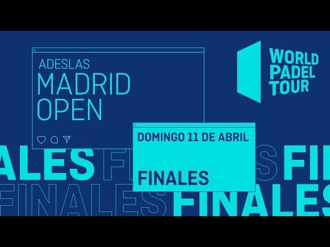Finales - Adeslas Madrid Open 2021 - World Padel Tour
