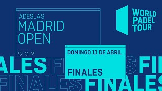 Finales - Adeslas Madrid Open 2021 - World Padel Tour