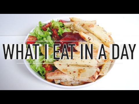WHAT I EAT IN A DAY #13 | VEGAN