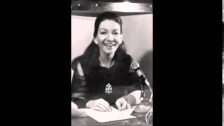 Maria Callas Speaking about Different Types of Operatic Voices thumbnail