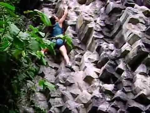Rock Climbing César Melendez Boquete Panamá