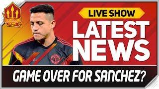 Solskjaer's Alex Sanchez Dilemma! Man Utd News Now