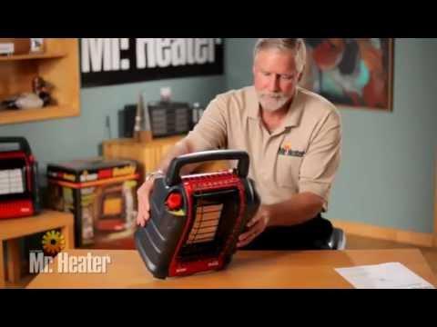 Mr. Heater Portable Propane Buddy Heater