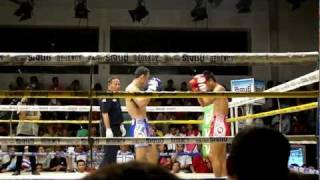 Channel 7 Stadium Muay Thai Boxing Bangkok