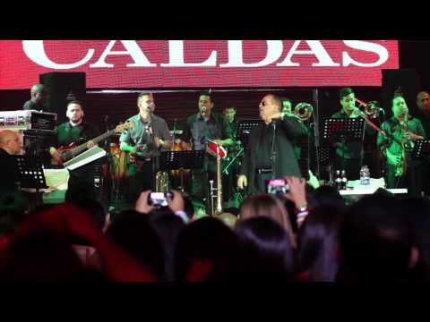 Che Che Cole medley Barrunto Willie Colon En Vivo Concierto Living Night Club Santiago De Cali