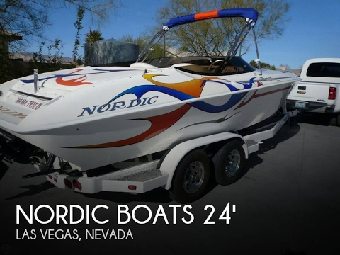 [UNAVAILABLE] Used 2006 Nordic Rage Open 24 in Las Vegas, Nevada