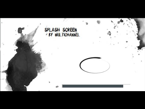 c#: splash screen with customized progress bar in c#