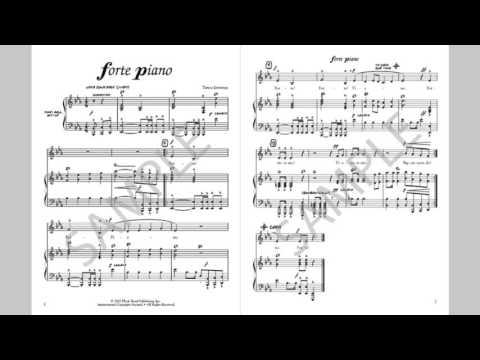 Forte Piano - MusicK8.com Singles Reproducible Kit