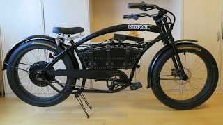 Электровелосипед-круизер Megavel Royal One