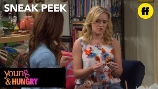 Young & Hungry 2x15: Sneak Peek: Fortune Cookies | Wednesdays At 8pm/7c On Abc Family!