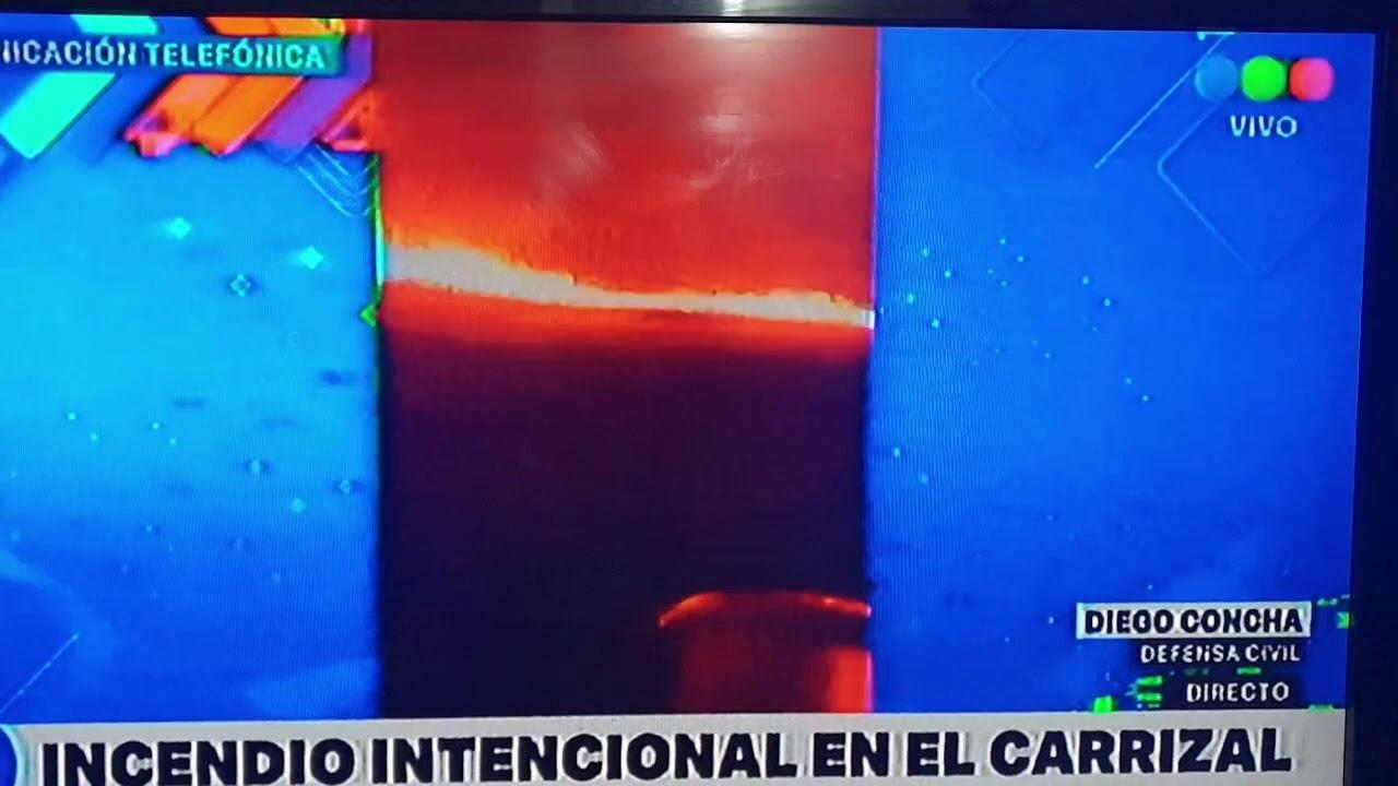 Nuevo incendio en El Carrizal
