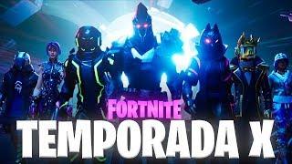 JUGANDO la TEMPORADA X de FORTNITE *MI PRIMERA VICTORIA* - TheGrefg