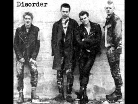 Disorder - Another Fight Another Gig -