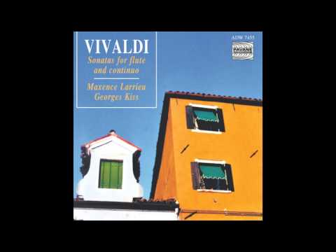 Maxence Larrieu, Georges Kiss - Sonate in C Major, RV. 48: Affettuoso