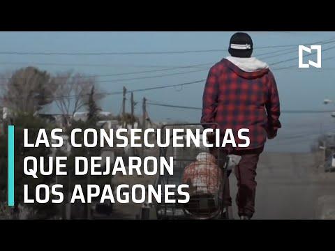 Apagón en México 2021 | Maquiladoras registran pérdidas millonarias por cortes de luz - En Punto