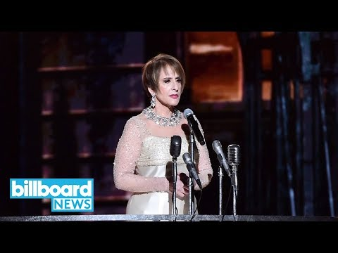 Ben Platt & Patti LuPone Salute to Broadway Legends at 2018 Grammys | Billboard News