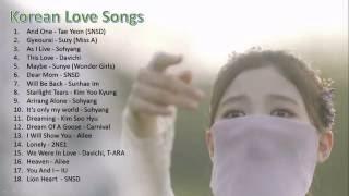 [Tuyển chọn] Những ca khúc nhạc Hàn hay nhất 2016||Ballad|| Pop|| Soul|| Dance|| Easy listening