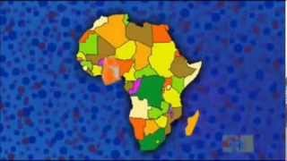 In my Africa + Lryics (song heard on Arthur about the 54 countries in Africa)