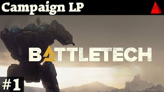 Battletech (PC) - Getting Started and Prologue - Let