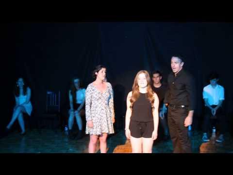 "Nevada, "" I Love You"" from Spelling Bee @ Hoboken Children's Theater Cabaret"
