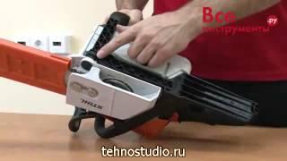 видео Бензопила Stihl MS 180 14