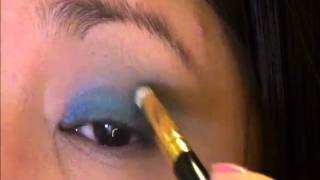 *REQUESTED* Drugstore Blue Eye Shadow Tutorial Thumbnail