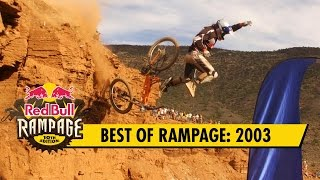Best of Red Bull Rampage: 2003 - Can We Trick It?