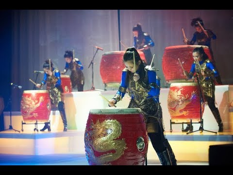 Best Performers Worldwide_Flying Dragon Female Chinese Drummers ( breakthroughdxb.com )