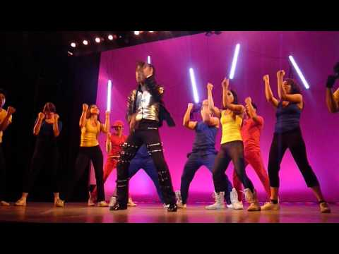 Michael Jackson - We Are Here To Change The World By: The Lost Children