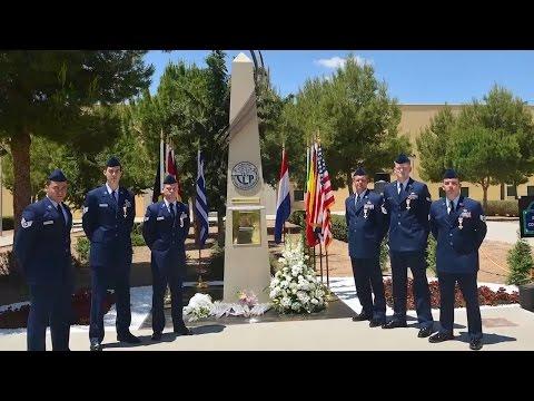 Spain Honors U S  Airmen For Heroism