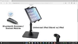 Square Stand Compatible Printers