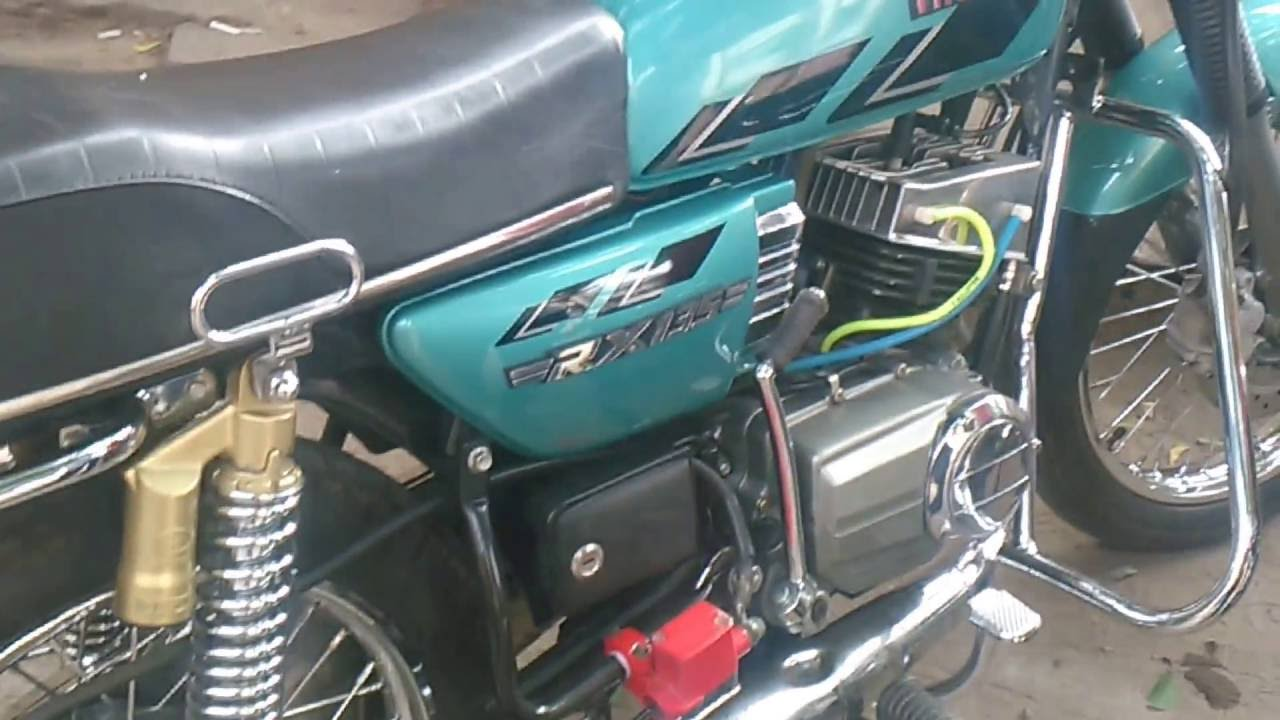 Yamaha Rxz Modified Images