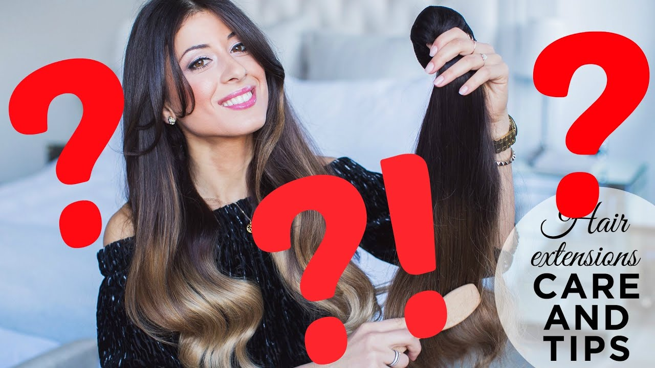 Luxy Hair Extensions Dye Removed Youtube