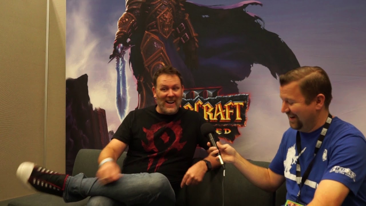 BlizzPlanet Interview on Warcraft III: Reforged - News - Icy Veins